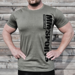 MM Hardcore T-shirt – Army Green V2