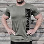 MM Hardcore T-shirt – Army Green V2