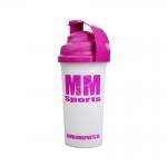 Shaker Neon Pink/White