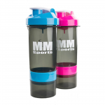 SmartShake Transparent, 800 ml