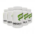 Omega-3 Storpack 500 kapsler