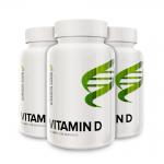 D-vitamin, 3 stk