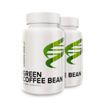 Green Coffee Bean, 2 stk