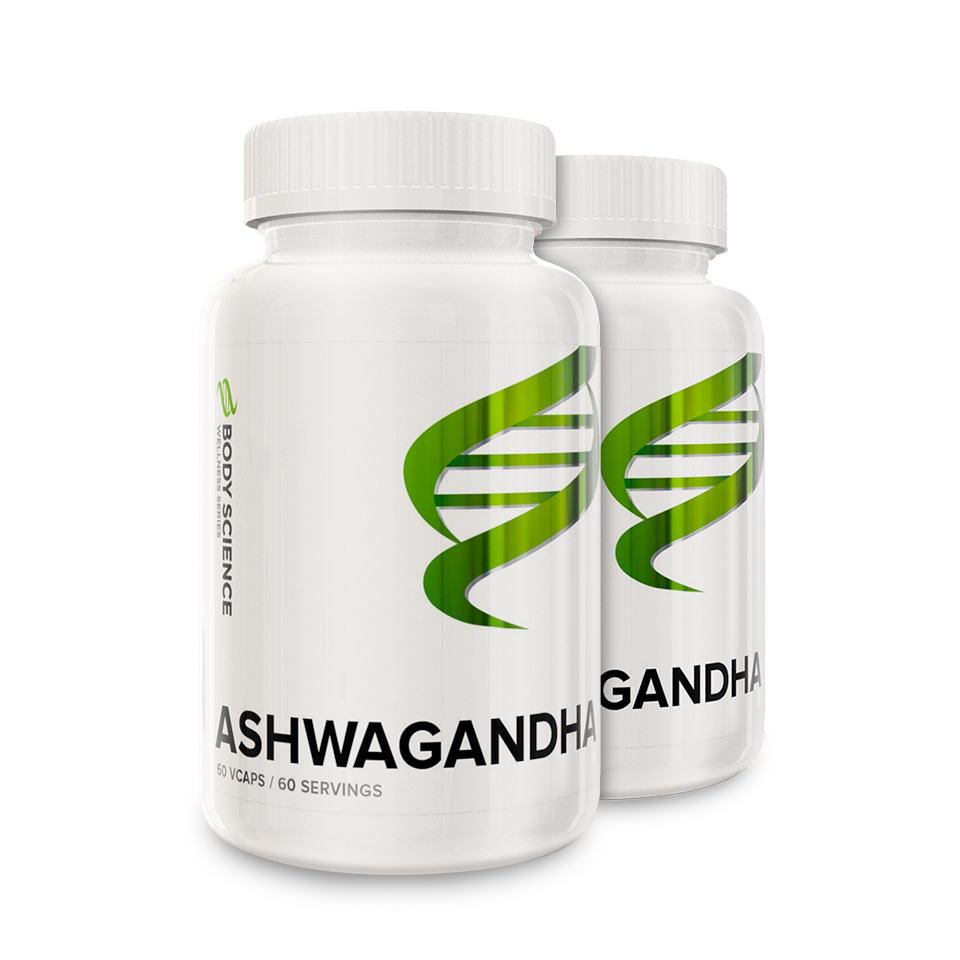Ashwagandha Body Science Wellness Series 2 stk