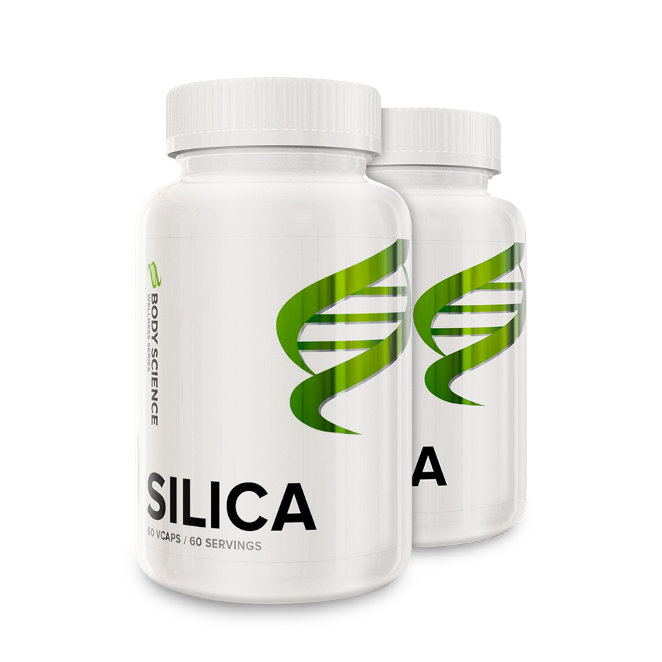 Body Science Wellness Series Silica 2 stk