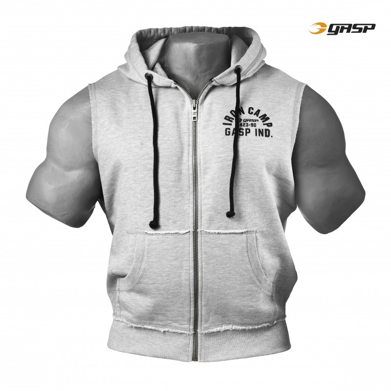 Gasp Throwback Zip Hood