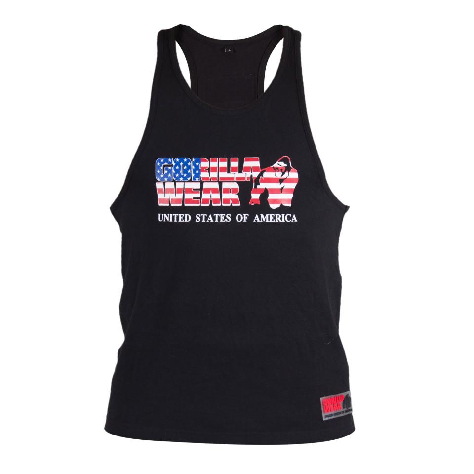 Gorilla Wear USA Tank Top