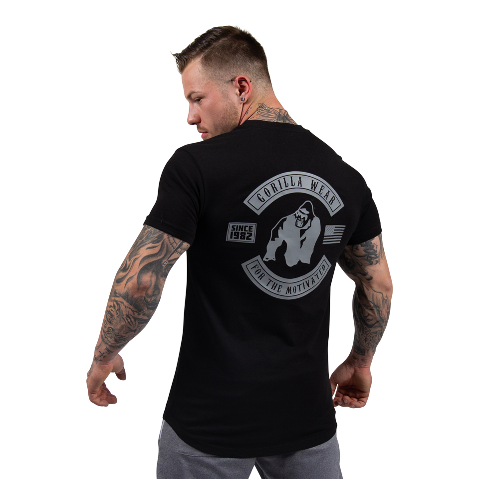 Gorilla Wear Detroit T-Shirt
