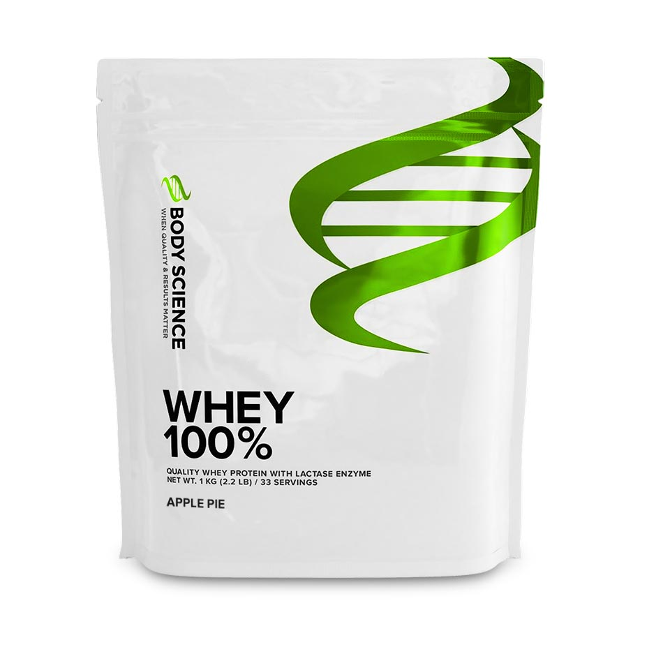 Body Science whey proteinpulver fra MM Sports