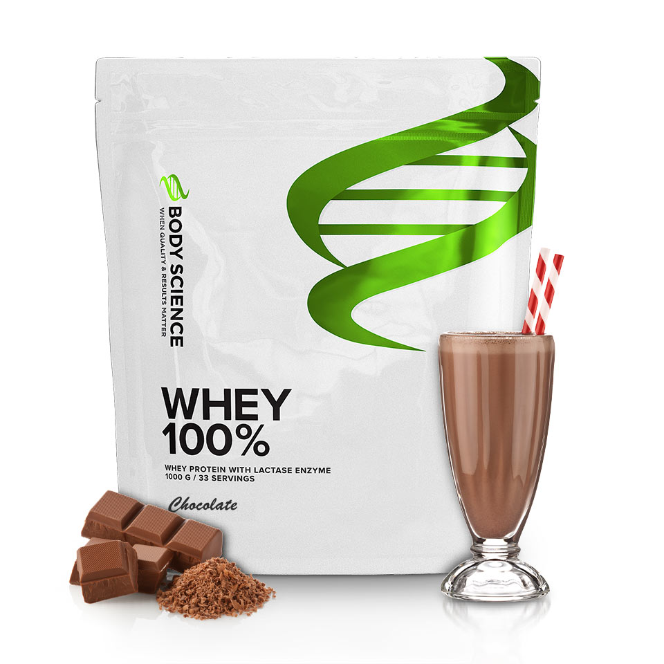 Body Science Whey 100% Chocolate