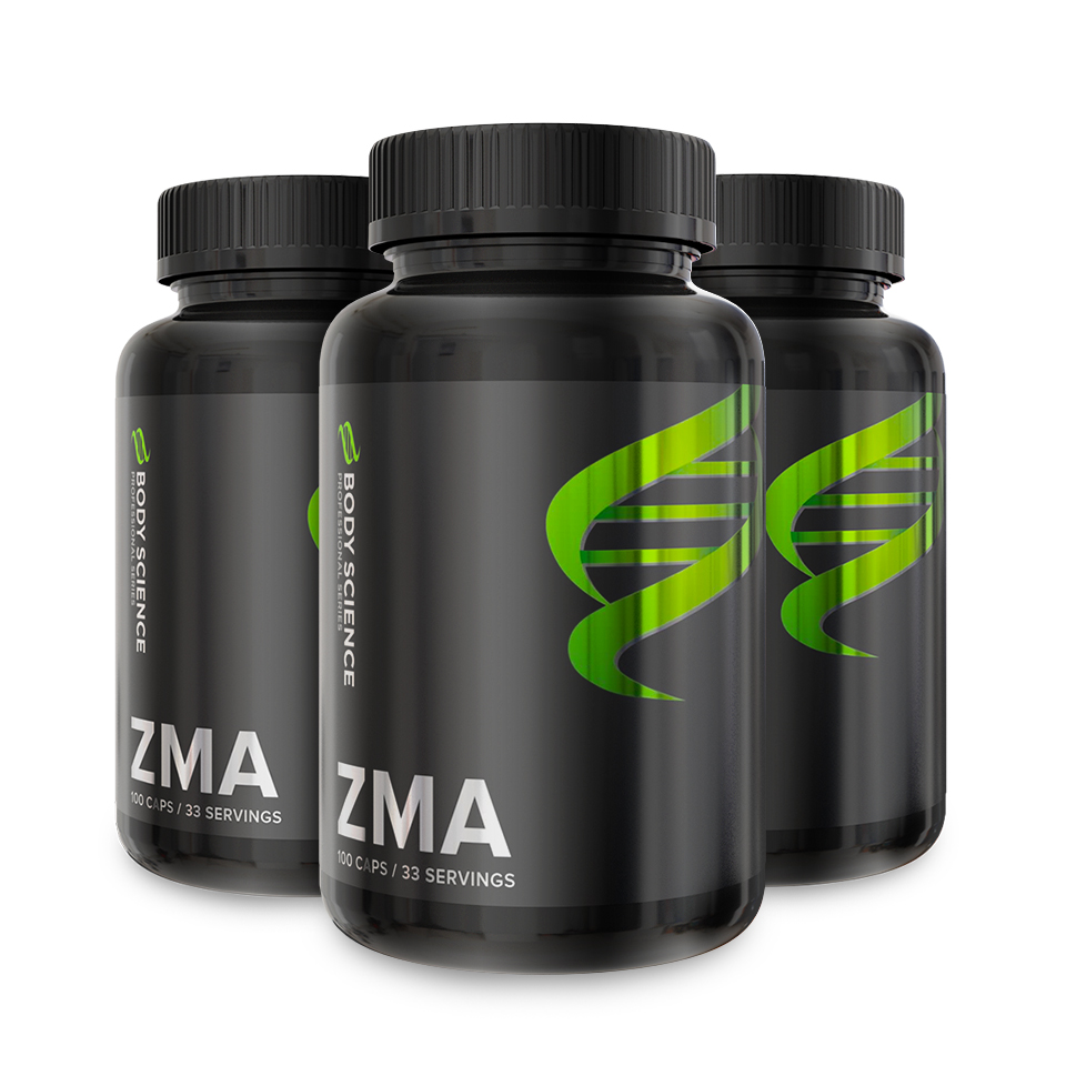 Body Science Professional Series ZMA 3 stk
