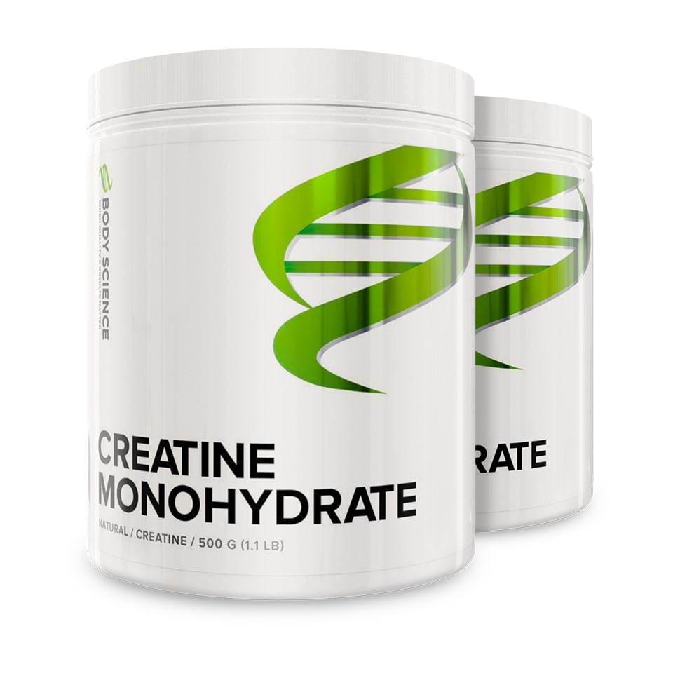 Creatine Monohydrate Storpack 2 st