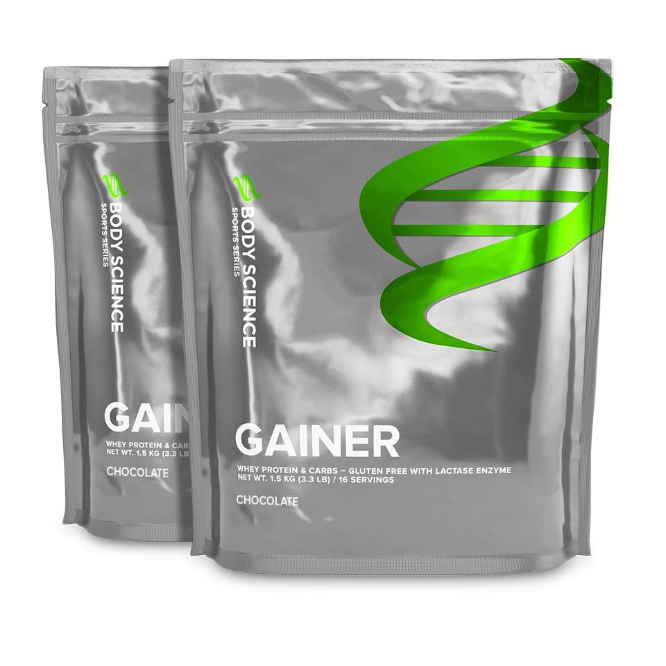 Gainer, 2 st