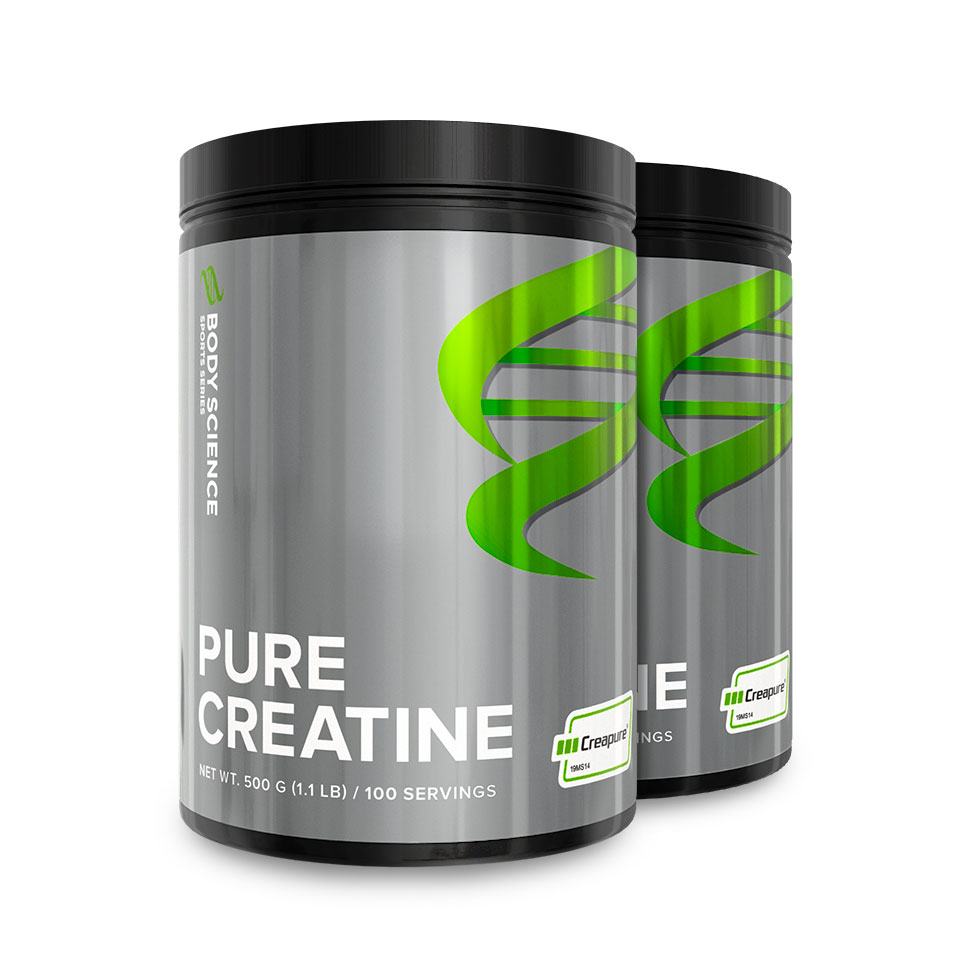 Pure Creatine Storpack 2 st