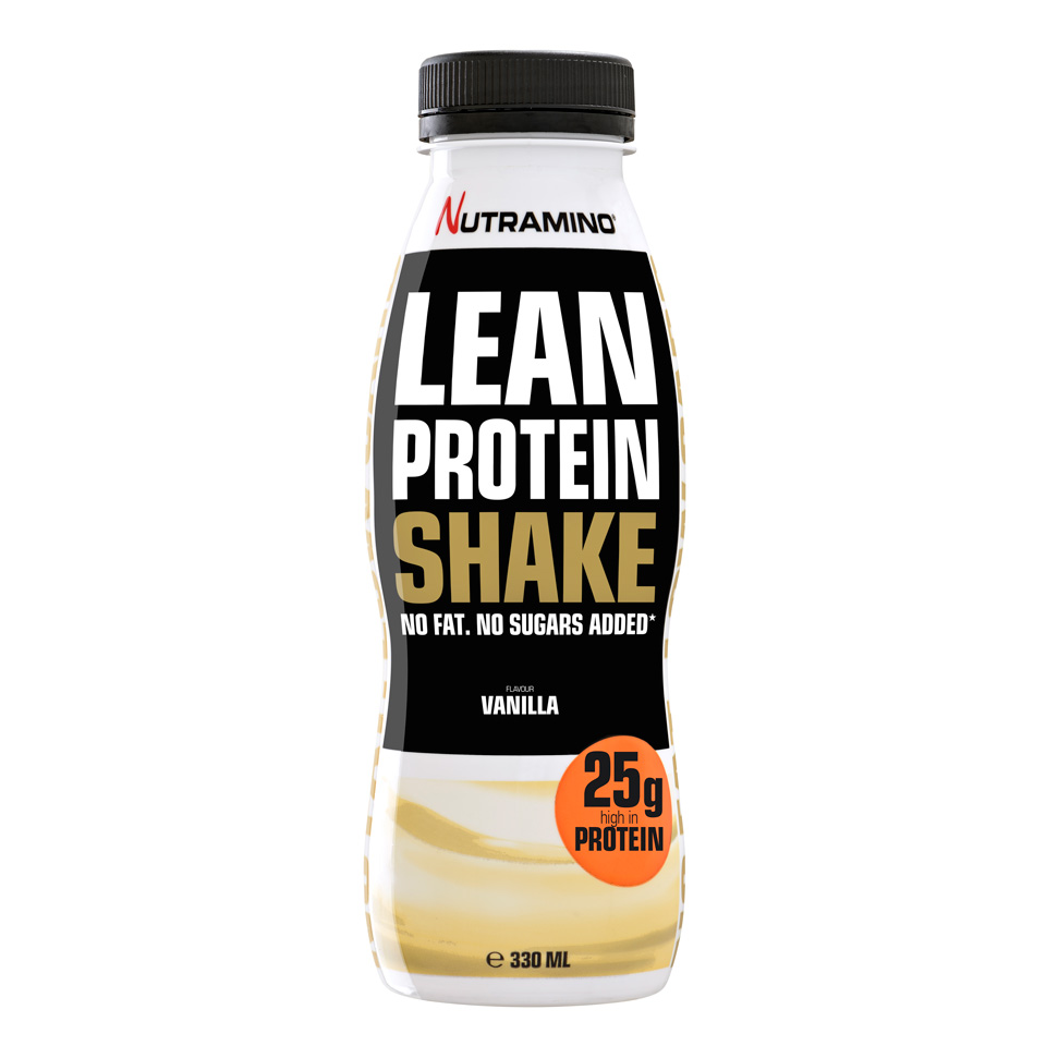 Nutramino proteindrikke fra MM Sports