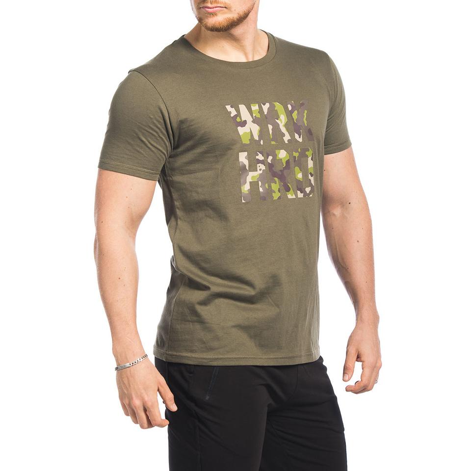 Ltd T-shirt WRK HRD
