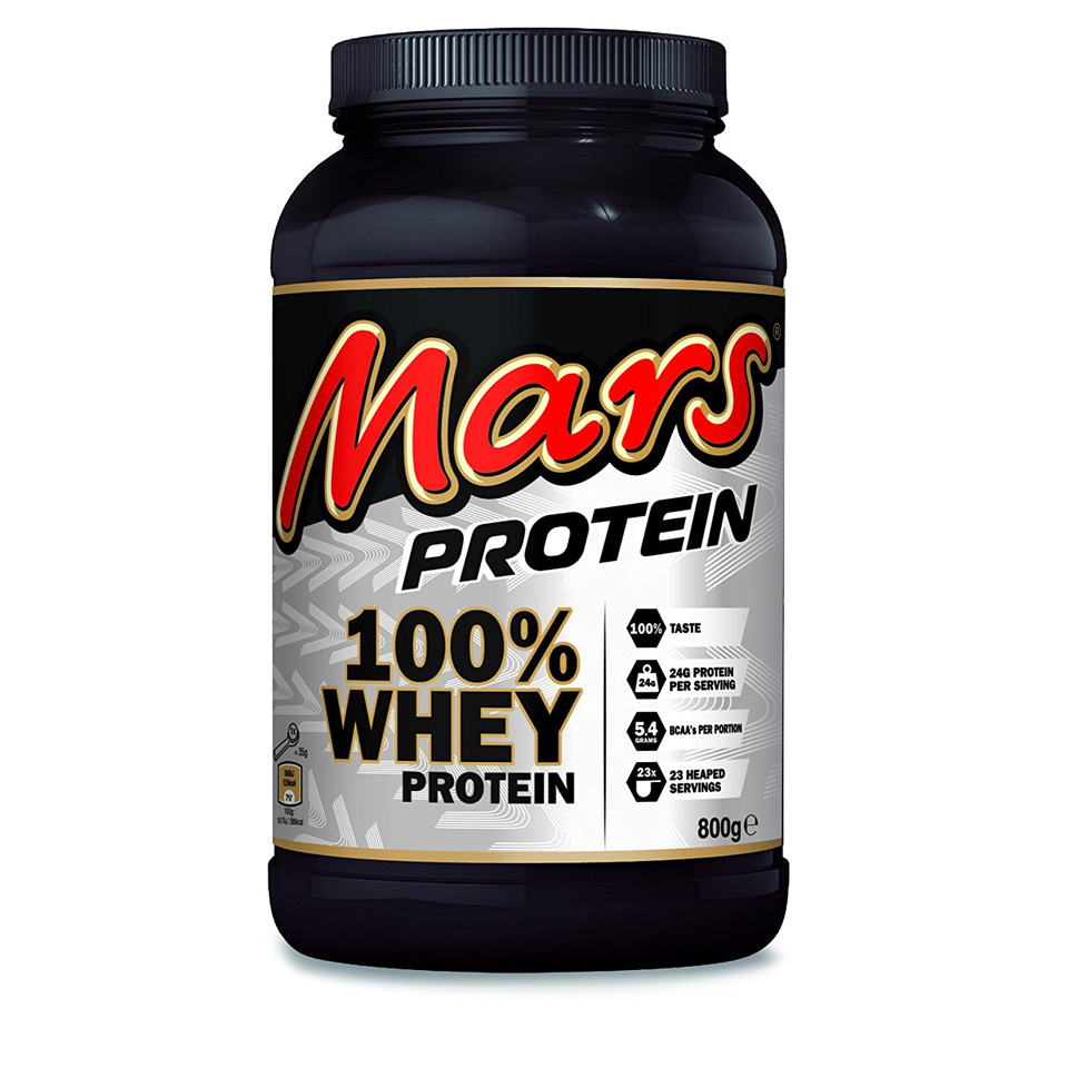 Mars whey proteinpulver fra MM Sports