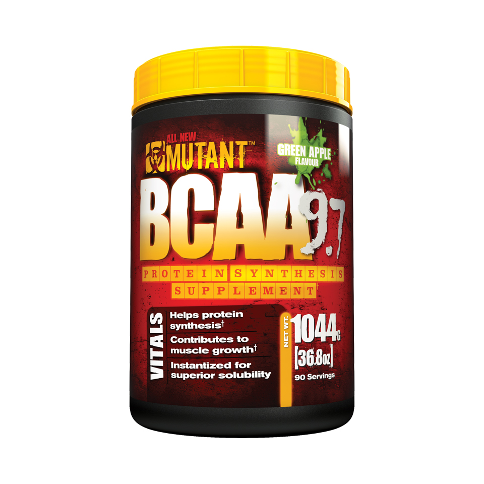 Mutant bcaa fra MM Sports