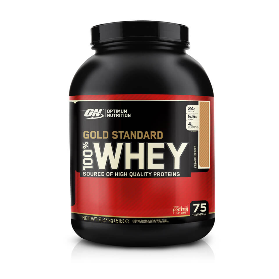 Optimum Nutrition Gold Standard 100% Whey 2,3 kg