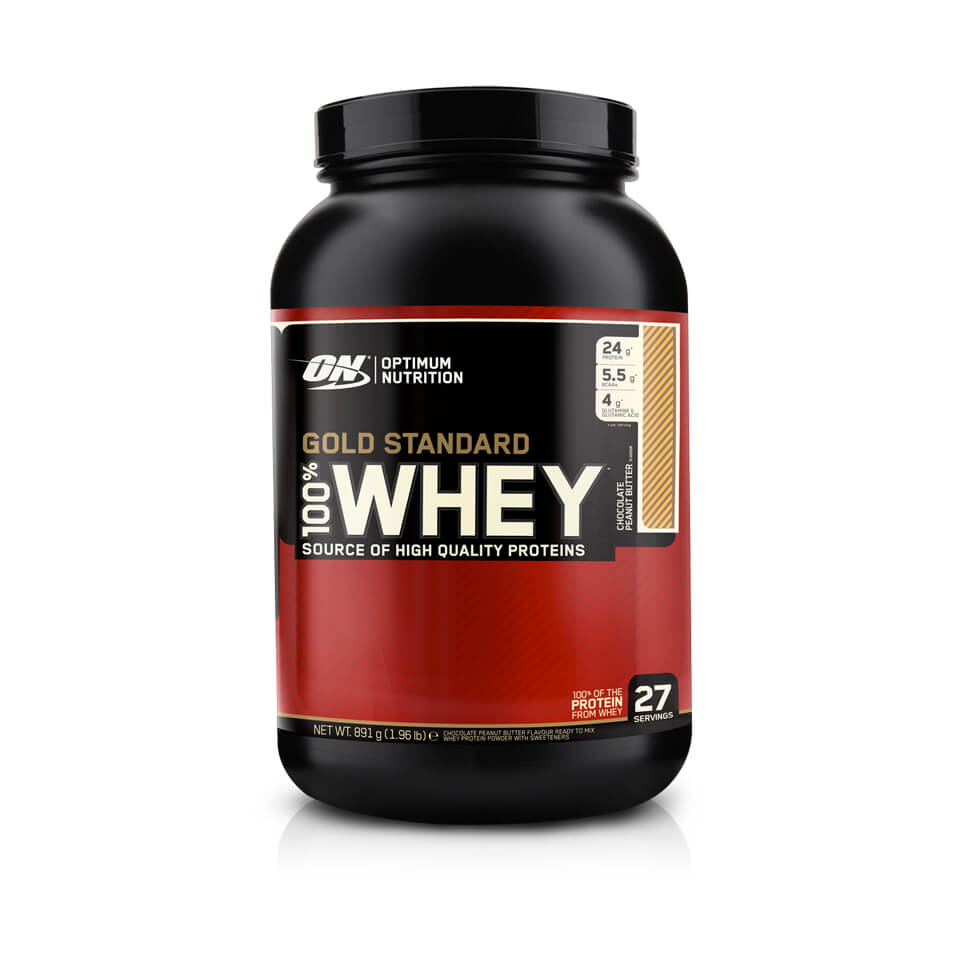 Optimum Nutrition Gold Standard 100% Whey 909 g