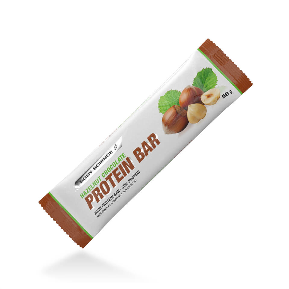 Body Science proteinbarer fra MM Sports