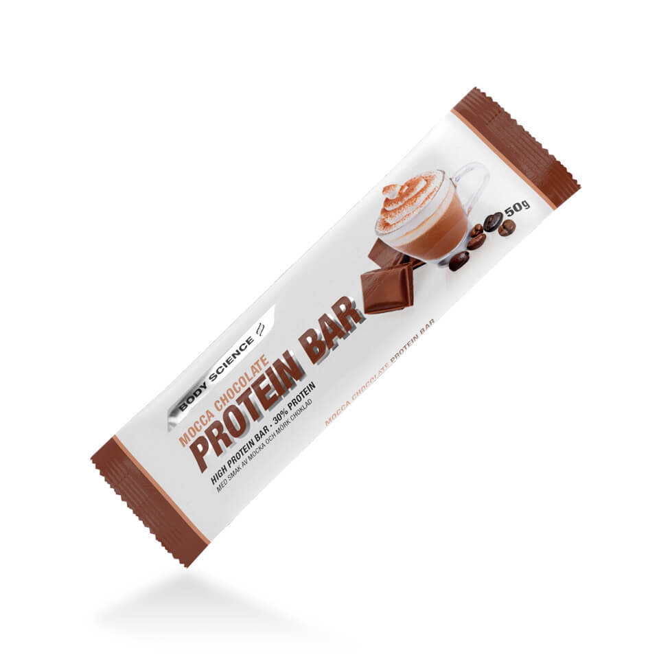 Body Science Protein Bar Mocca Chocolate