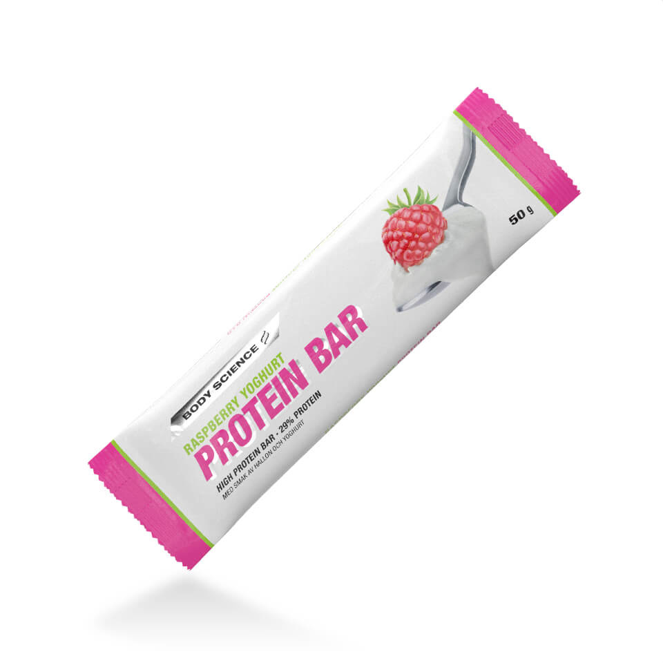 Body Science Protein Bar Raspberry Yoghurt