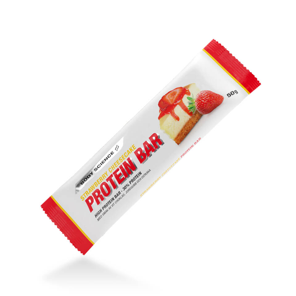 Body Science Protein Bar Strawberry Cheesecake