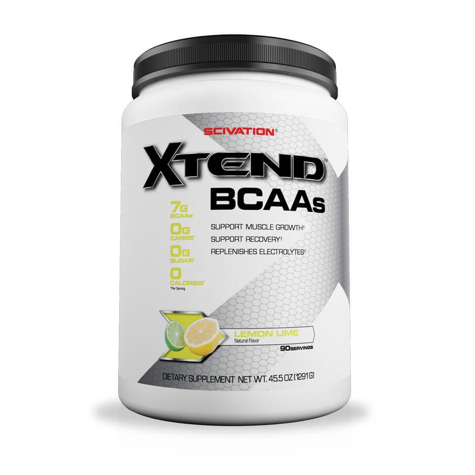 Scivation Xtend BCAA Lemon-Lime 90 servings