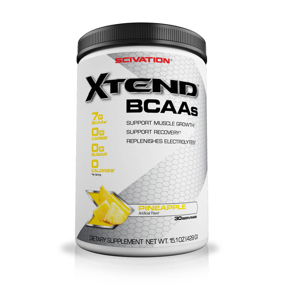 Scivation Xtend BCAA Pineapple 30 servings