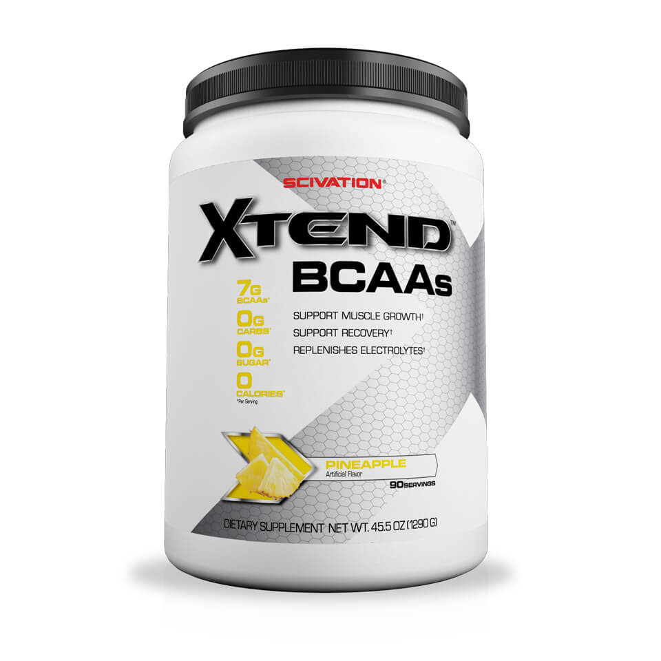 Scivation Xtend BCAA Pineapple 90 servings