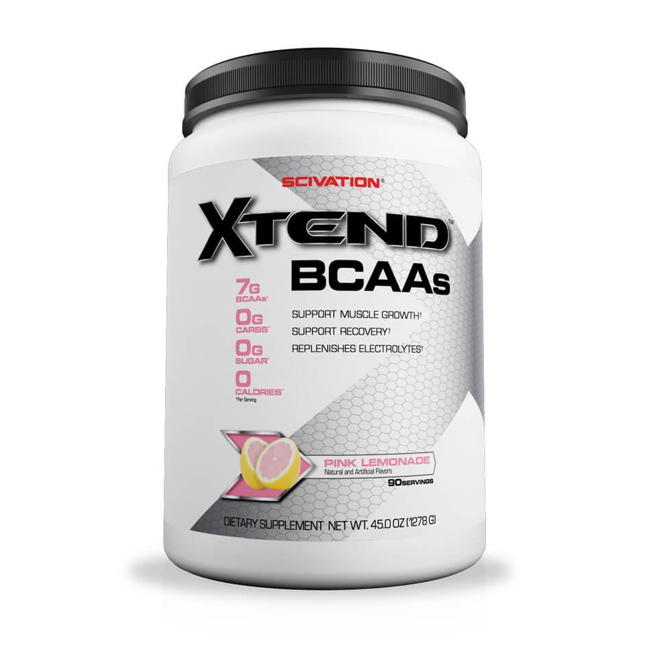Scivation Xtend BCAA Pink Lemonade 90 servings