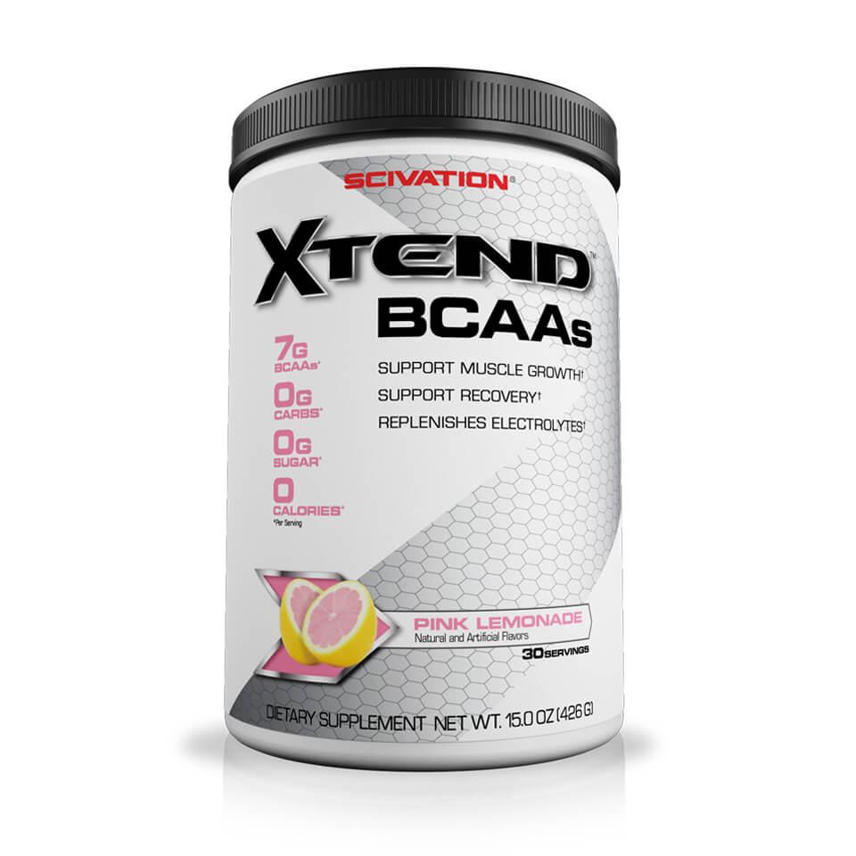 Scivation Xtend BCAA Pink Lemonade 30 servings