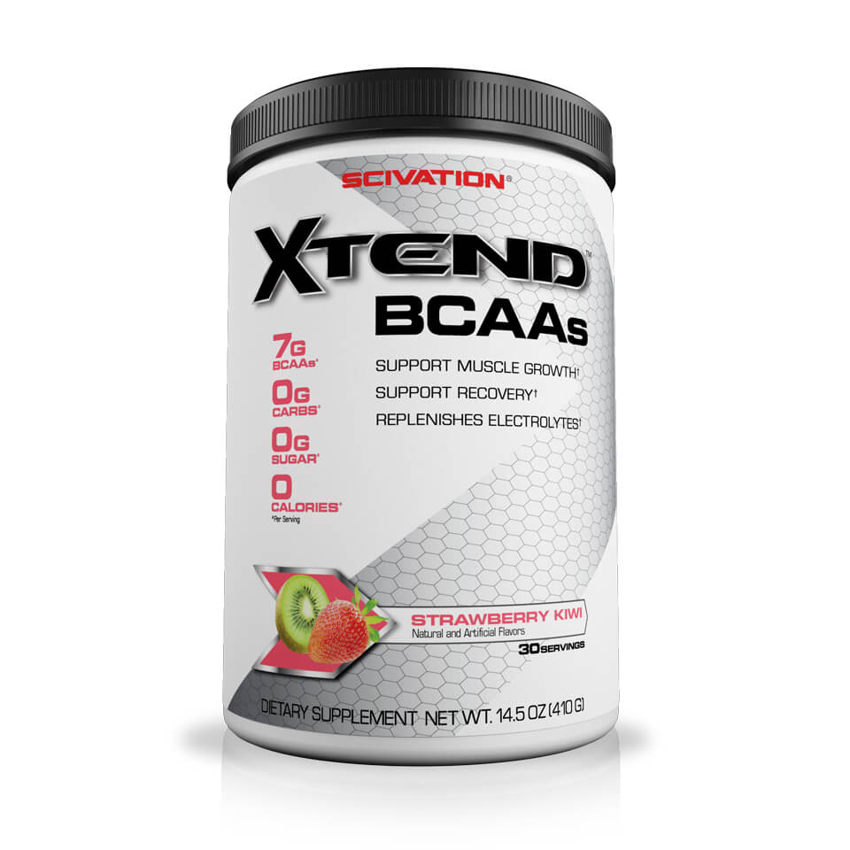 Scivation Xtend BCAA Strawberry/Kiwi 30 servings
