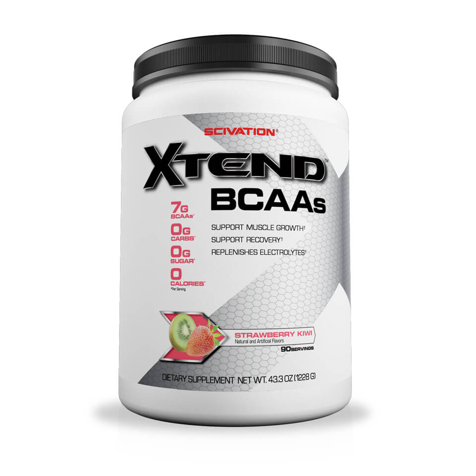 Scivation Xtend BCAA Strawberry/Kiwi 90 servings