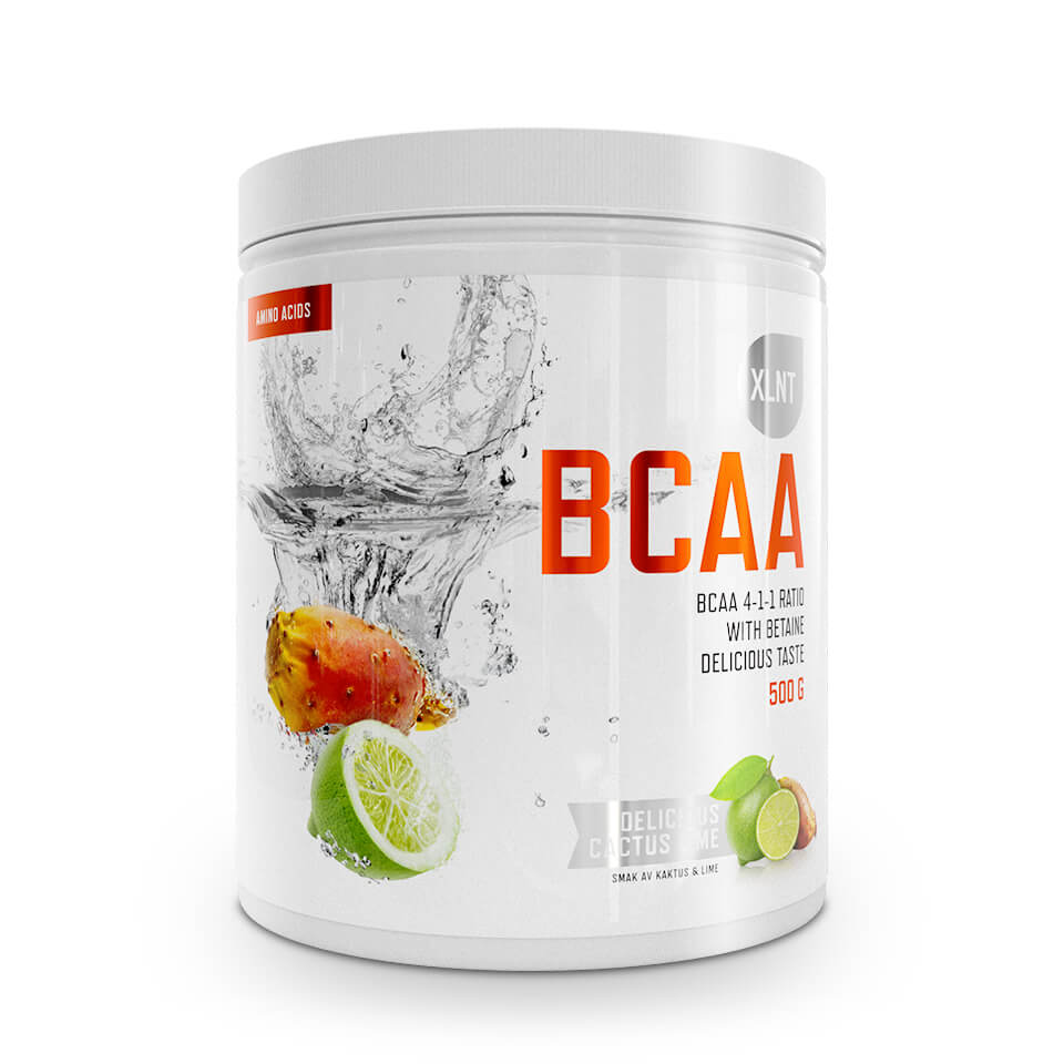 XLNT Sports BCAA Cactus/Lime