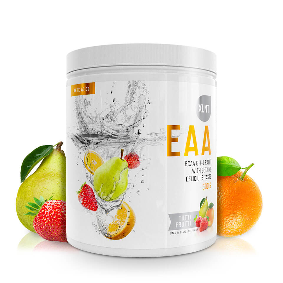 XLNT Sports aminosyrer fra MM Sports