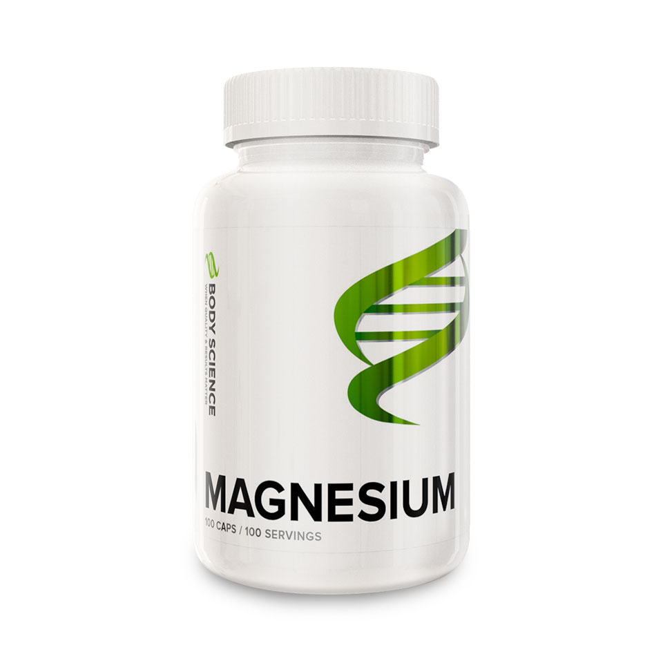 Body Science magnesium fra MM Sports