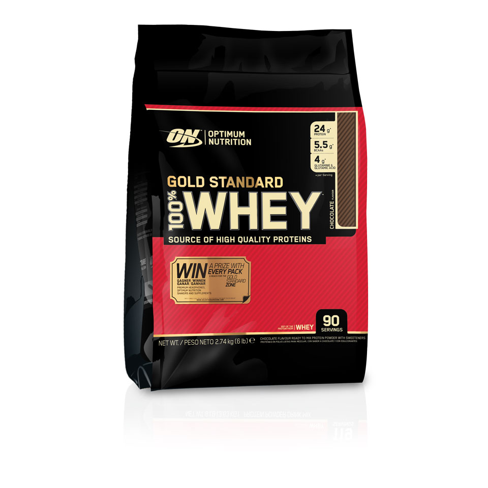 Optimum Nutrition proteinpulver fra MM Sports