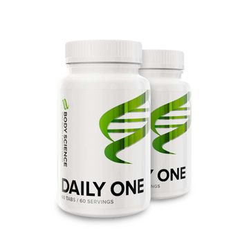 2 stk Daily One