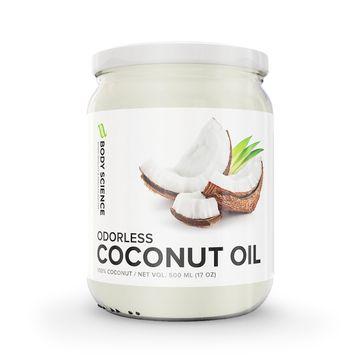 Coconut Oil Odorless