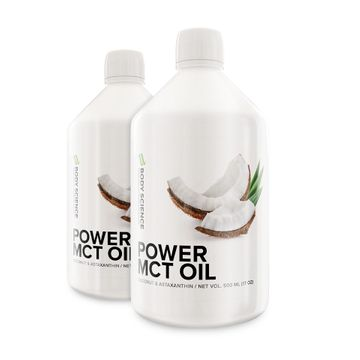2 stk Power MCT Oil