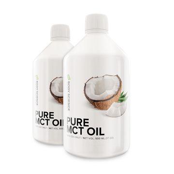 2 stk Pure MCT Oil
