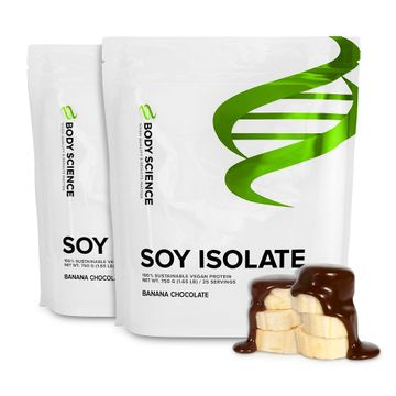 2 stk Soy Isolate