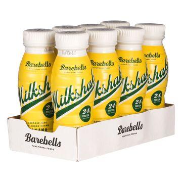 8 stk Barebells Milkshake