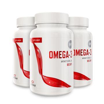 3 stk Omega-3