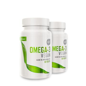 2 stk Vegansk Omega-3