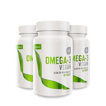 3 stk Vegansk Omega-3