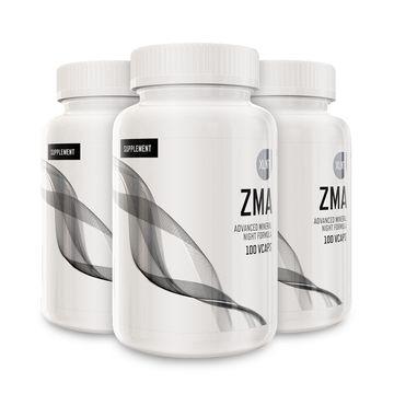 3 stk ZMA+