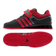 Adidas adiPower Weightlifting, sort/rød